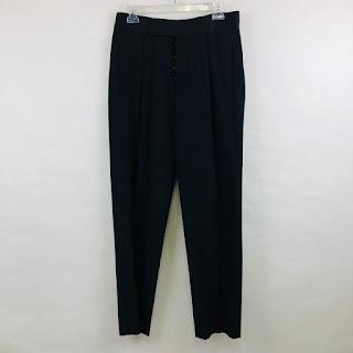 Prada Tuxedo Trousers 31X31
