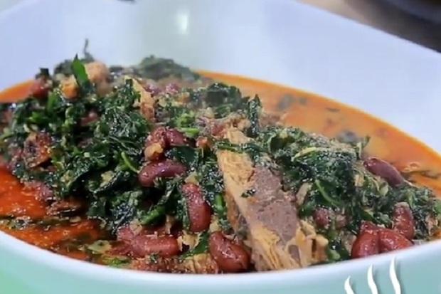 Resep Gulai Daun Pepaya Ikan Pindang untuk Makan Siang