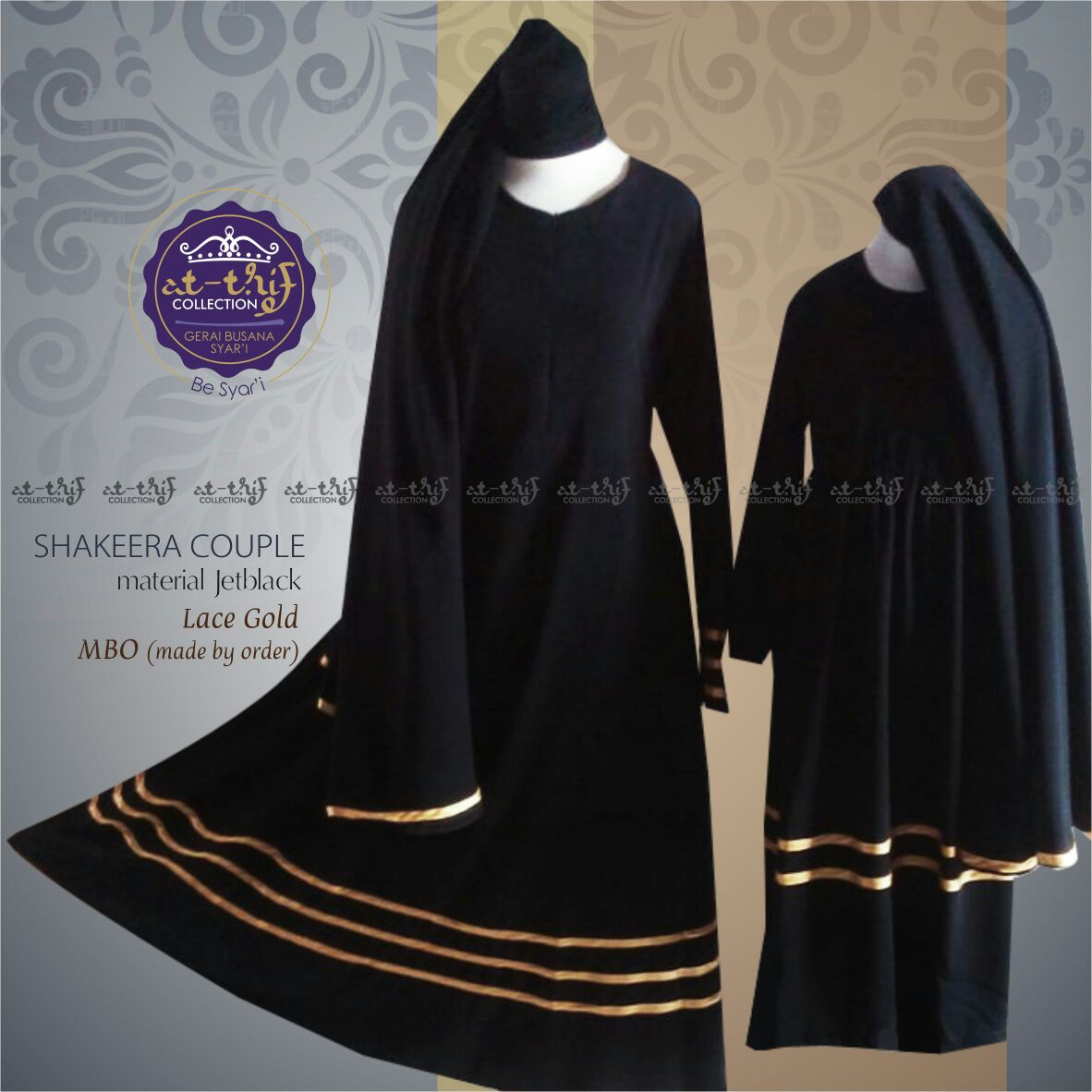 At Thif Collection Produsen Gamis Bekasi