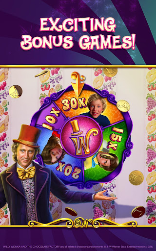 Willy Wonka Slots Free Casino screenshot 20