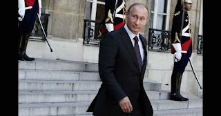 Invité par Hollande: Poutine à Paris en octobre.