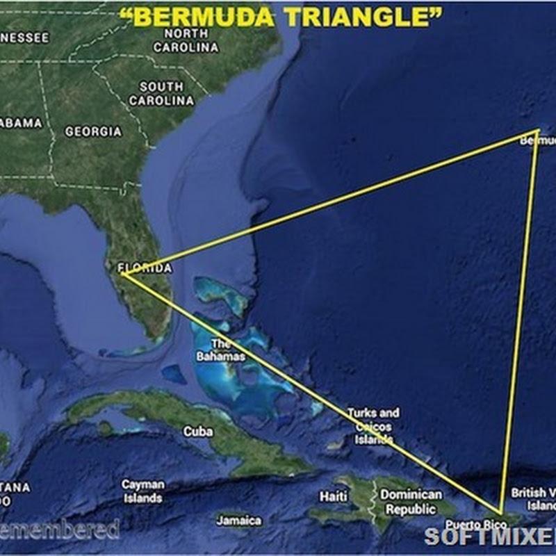Нераскрытые тайны Бермудского треугольника