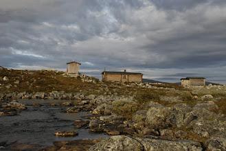 Kuva: Saarijärven rakennukset