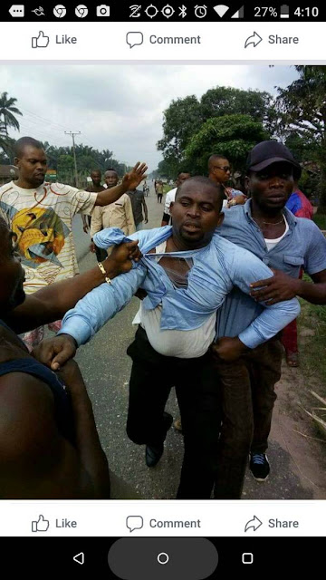 Etim Ekpo arrest: We acted based on a petition from a Victim.......Police