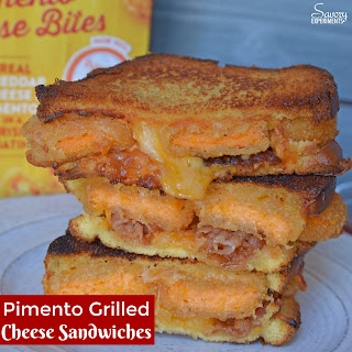 Pimento Grilled Cheese Sandwiches.