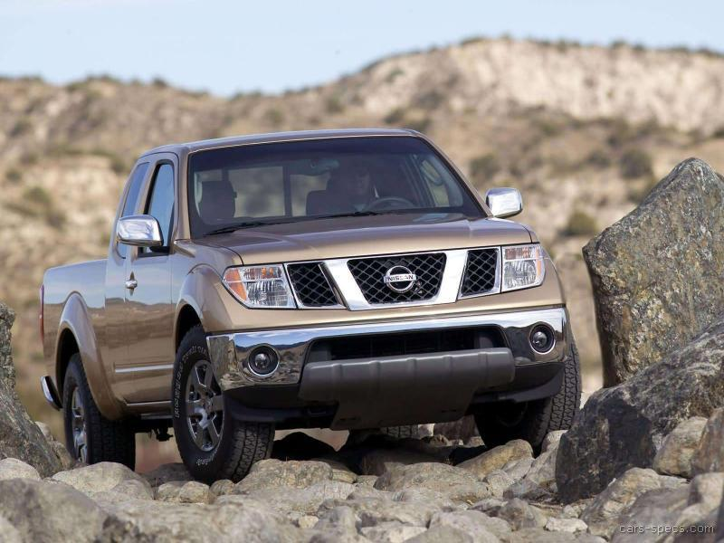 2008 nissan frontier crew cab specifications pictures prices. Black Bedroom Furniture Sets. Home Design Ideas