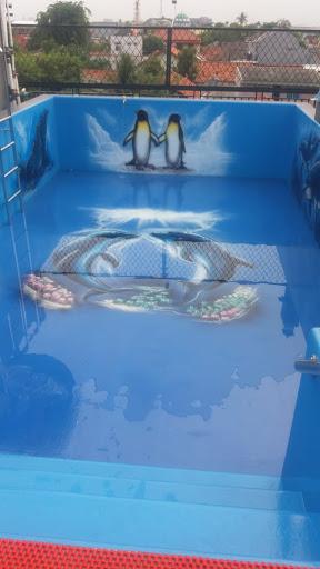 Jasa pengisian air kolam renang bekasi