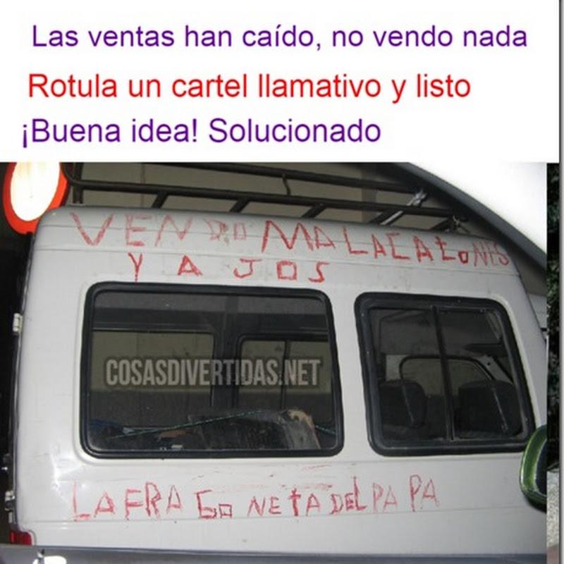 Humor gestión empresa Trucos