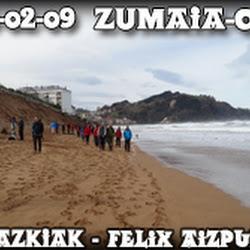 Zumaia-Orio (Hautapena)