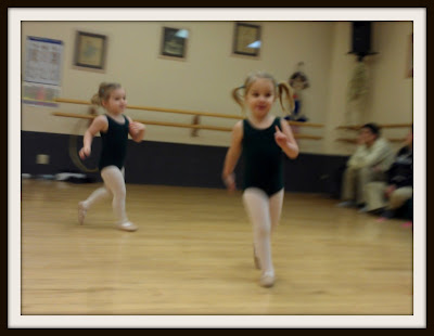 POD: Parent's Day at Ballet