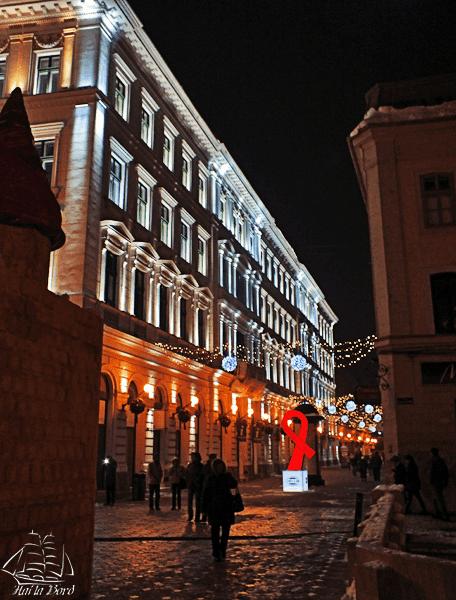 strada alba iulia timisoara iarna 2014