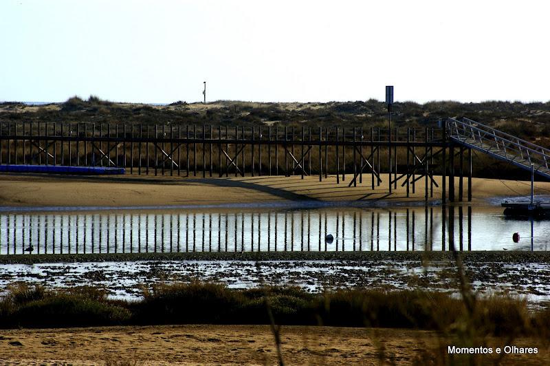 Cabanas, Ria Formosa
