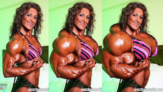 Jeannie Paprone muscle growth sequence
