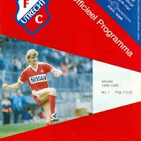 FCU Programmaboekjes 1988-89