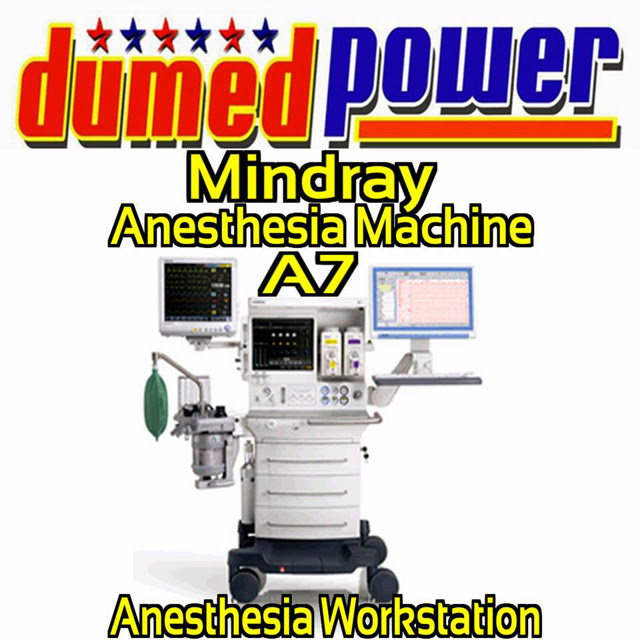 Mindray-Anesthesia-Machine-A7-Workstation-Made-in-China