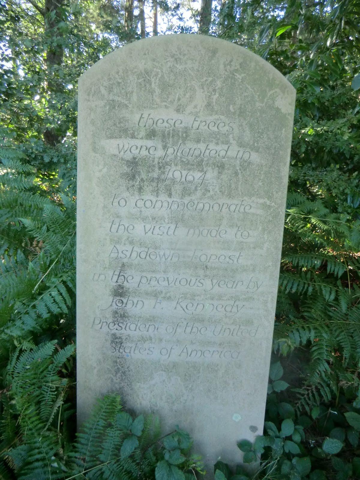 CIMG6478 Memorial at Kennedy Clump