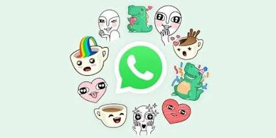 Membuat sticker whatsapp di android