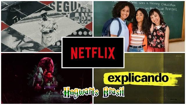 O que chega essa semana na Netflix (12 a 18 de Julho)