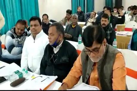 पटना नगर निगम ने नहीं मानी मांग तो मीटिंग छोड़ निकल गए भाजपा सांसद राम कृपाल यादव! जानें पूरा मामला