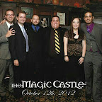 Last week at The Magic Castle in Hollywood. Night of great magic and handsome men.