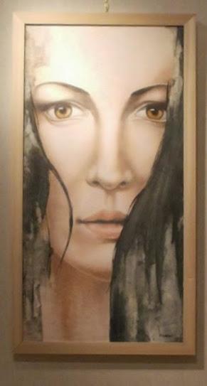 Volto di donna di Paolo Gaetani200