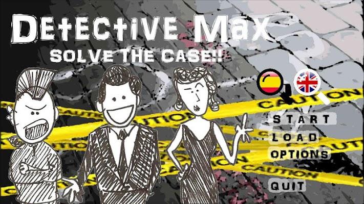 Detective Max! - screenshot