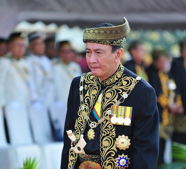 Raja Muda Kedah dimasyhur Sultan Kedah baharu