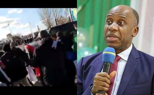 Rotimi Amaechi was attacked in Spain By IPOB