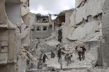 Život v syrském Aleppu
