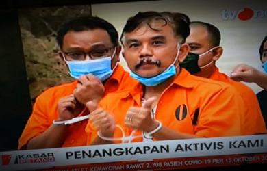 Kemarahan Demokrat Lihat Kawan Aktivis Dibui: Shame On You Fadjroel Rachman, Pramono Anung!