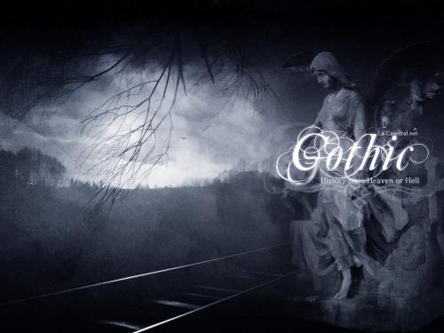 Gothic By Delevit, Gothic Girls