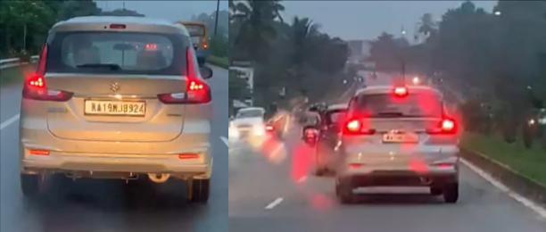 Mangalore- ವೈರಲ್ ಆಯಿತು ಆ್ಯಂಬುಲೆನ್ಸ್ ಗೆ ದಾರಿ ಬಿಡದ ಕಾರು ಚಾಲಕನ ದರ್ಪ- ಮಾನವೀಯತೆ ಮರೆತವನಿಗೆ ಮುಂದೇನಾಯಿತು ಗೊತ್ತಾ? (Video)