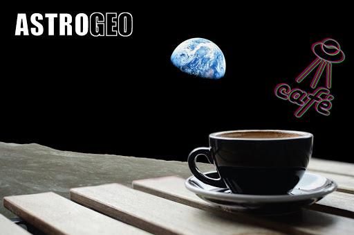 AstroGeo Café