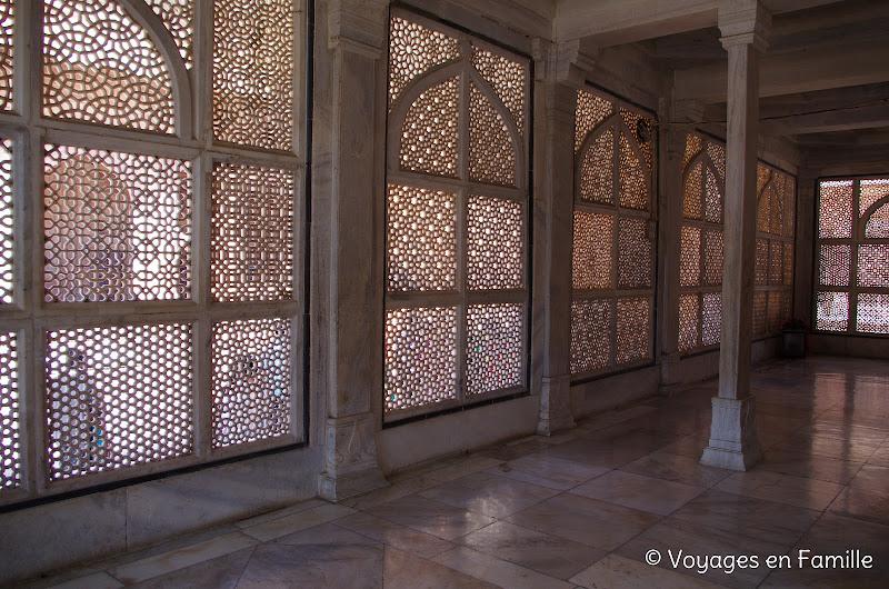 tombeau fatehpur sikri