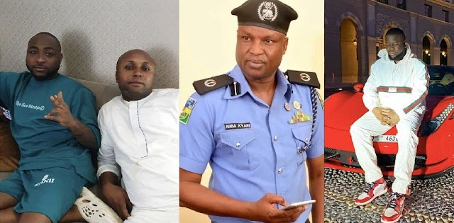 Abba Kyari Is A Clean Cop, Don't mind FBI' — Davido's Aide, Isreal DMW Stands With DCP