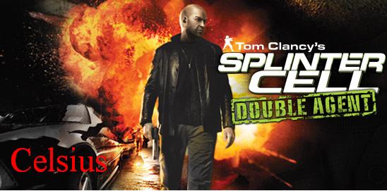 Tom Clancy 's Splinter Cell: Double Agent [By Gameloft] SCDA1