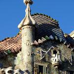 Gaudi et le modernisme catalan - Barcelone (Espagne)