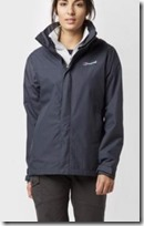 Berghaus Hydroshell Waterproof 3 in 1 Jacket