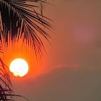Chiang Mai - Sonnenuntergang