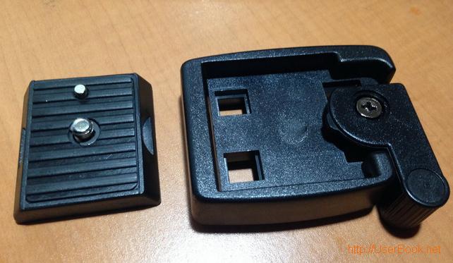 호루스벤누 QR-P1 원터치 퀵슈 구성품