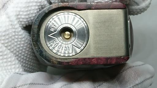 DSC 3100 thumb%255B2%255D - 【MOD】VICIOUS ANT 「KNIGHT STABWOOD #084(SX550J)」レビュー。YiHiハイエンドチップを搭載したスタビMOD!カラー液晶&Bluetooth【高級/スタビライズドウッド/電子タバコ/VAPE/フィリピン製】