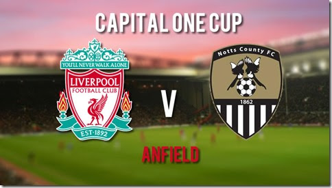 Capital One Cup: Liverpool 4-2 Notts County
