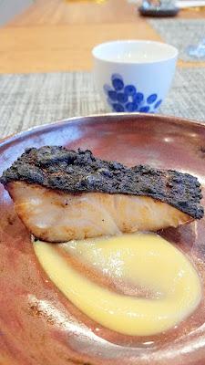 Nodoguro Sousaku Dinner: Trip to Nara, Yuan Style Lingcod