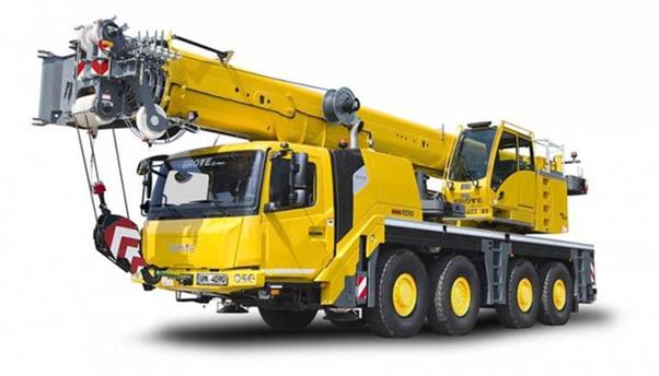 Penjelasan Paling Lengkap Tentang Alat Berat Crane Truck!