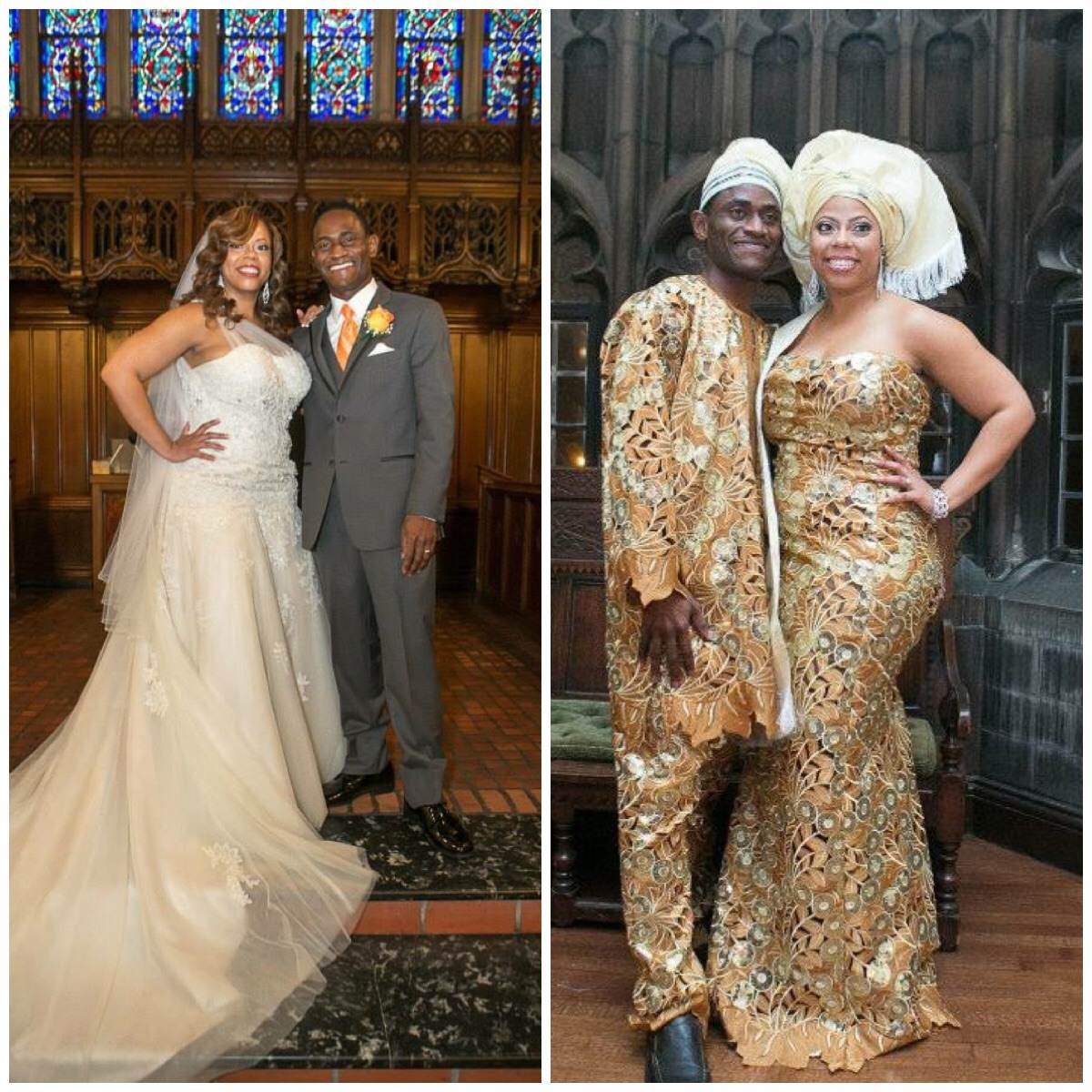 Nigerian Wedding Gowns: African Traditional Wedding Attires 2017 / 2018