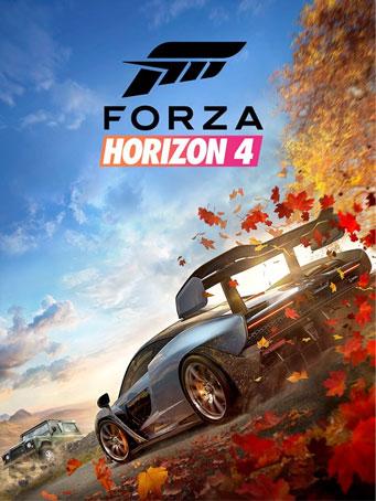 โหลดเกมส์ Forza Horizon 4 รถแข่งที่สมจริงที่สุด