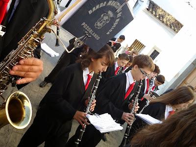 La Banda Municipal de Música de Pozoblanco. Pozoblanco (Córdoba). Prohibido su uso y reproducción * www.bandamunicipaldepozoblanco.blogspot.com