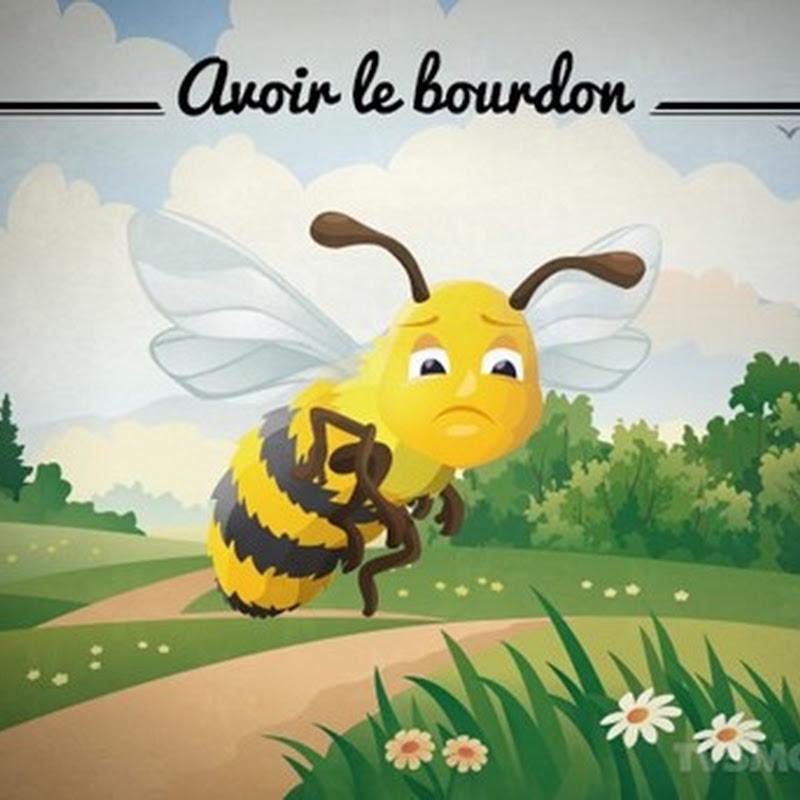 "Ungkapan: ""Avoir le bourdon"""