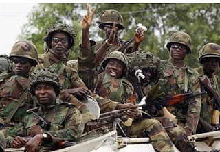 Soldiers Declared Wanted By The Nigerian Army After They Absconded With N600M
