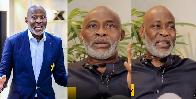 'None of my parents lived to be 60' - Actor Richard Mofe Damijo breaks down in tears [Video]